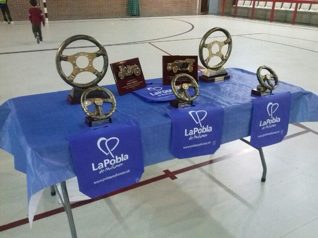 Premios y trofeos